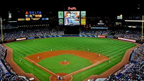 Turner Field: Home of the Atlanta Braves   by Geoff Livingston