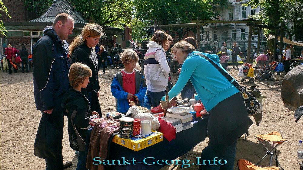Kinderflohmärkte Hamburg
