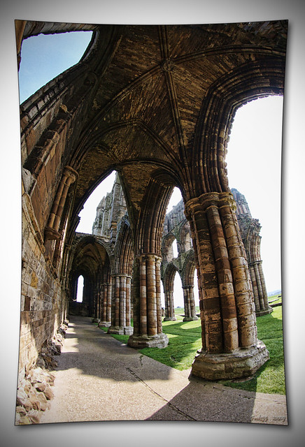 Whitby Abbey III