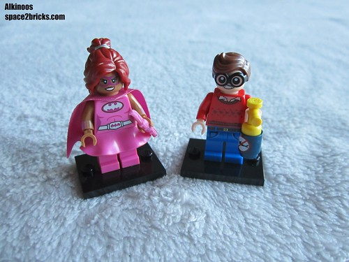 Lego Minifigures The Lego Batman Movie p14