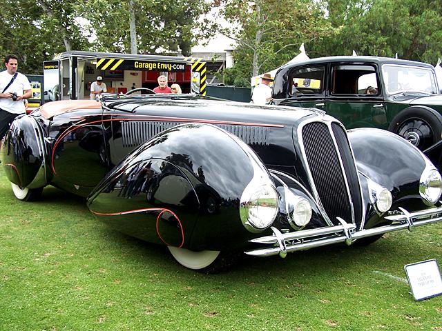 1938 Delahaye Type 135 MS