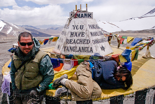 DSC12046 - Tanglang Pass - Manali to Leh road (India) | by loupiote (Old Skool) pro