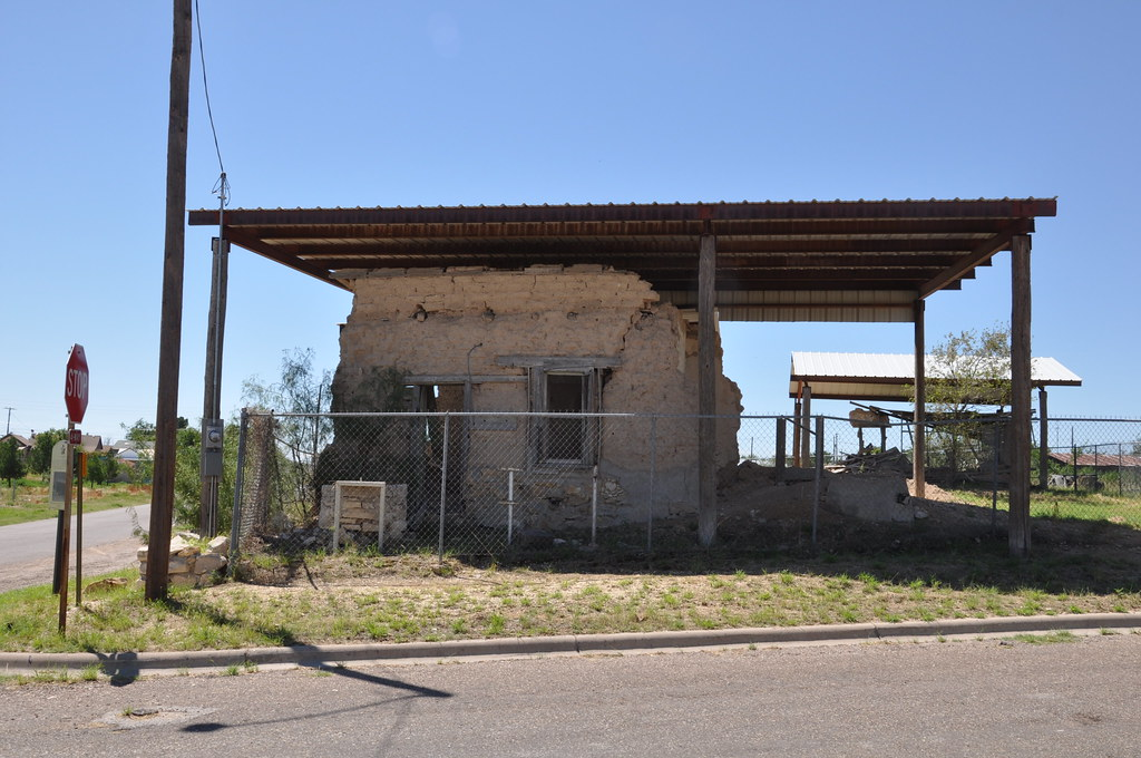 Oldest House, Fort Stockton, Texas | The oldest house in For