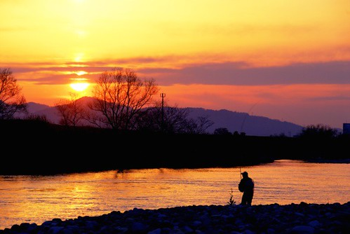 japan geotagged fishing nikon flyfishing d200 fukui kuzuryu 18200mmf3556gvr vr18200 geo:lat=361048917 geo:lon=1362654994 釣行