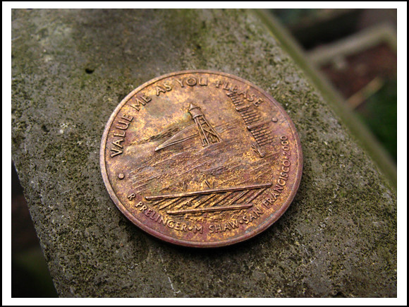 strange coin no.1