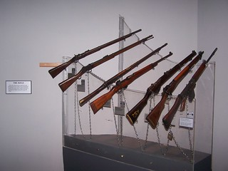 Infantry Rifles   by cetaylor