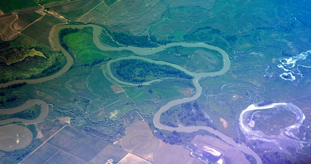 Aptly named Snake River, WA State