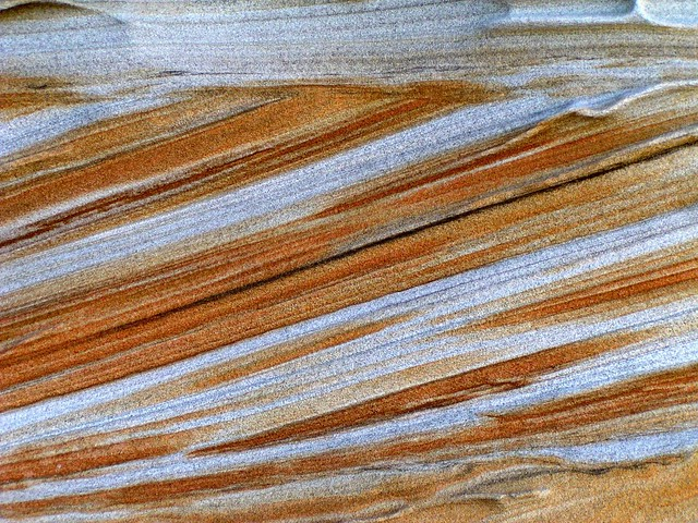 Kurnell Sandstone – cross bedding