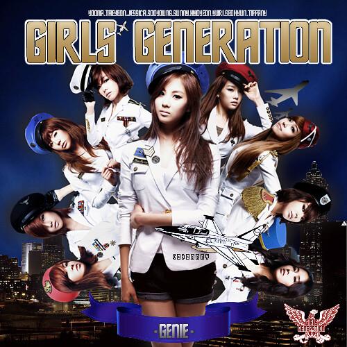 Girls Generation Genie Seohyun