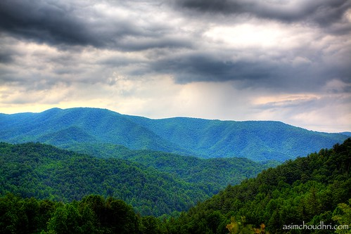 sunset clouds landscape tennessee horizon tripod blueridgemountains hdr canon1740l tonemapped canoneos5dmarkii