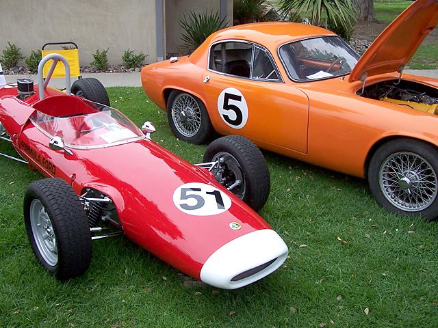 Lotus racer