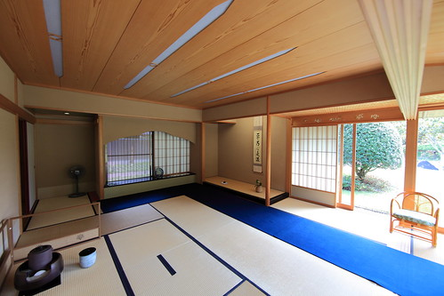 Japanese traditional style interior design / 和風建築(わふうけんちく)の内装(ないそう) | by TANAKA Juuyoh (田中十洋)