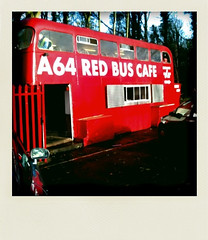 A64 Red Bus Cafe