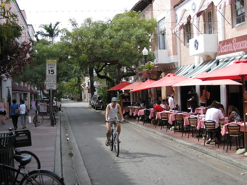 Espanola Way Historic District, South Beach | by neighborhoods.org