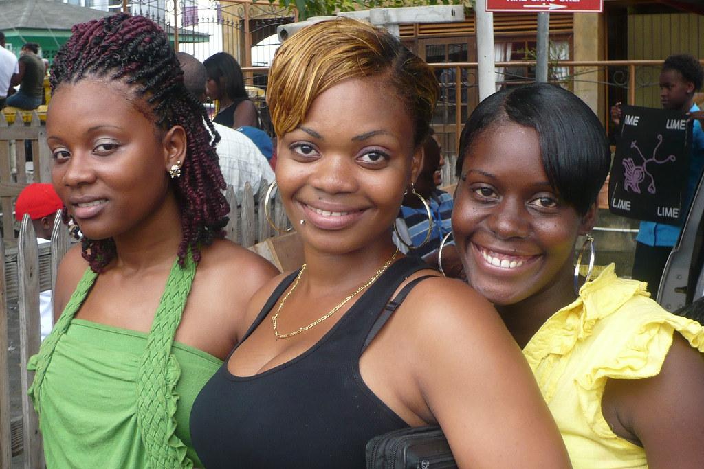 Girls vincy Free Bajan