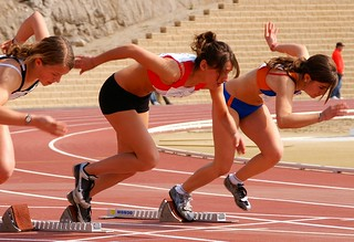 100 metros lisos - Lliga Catalana