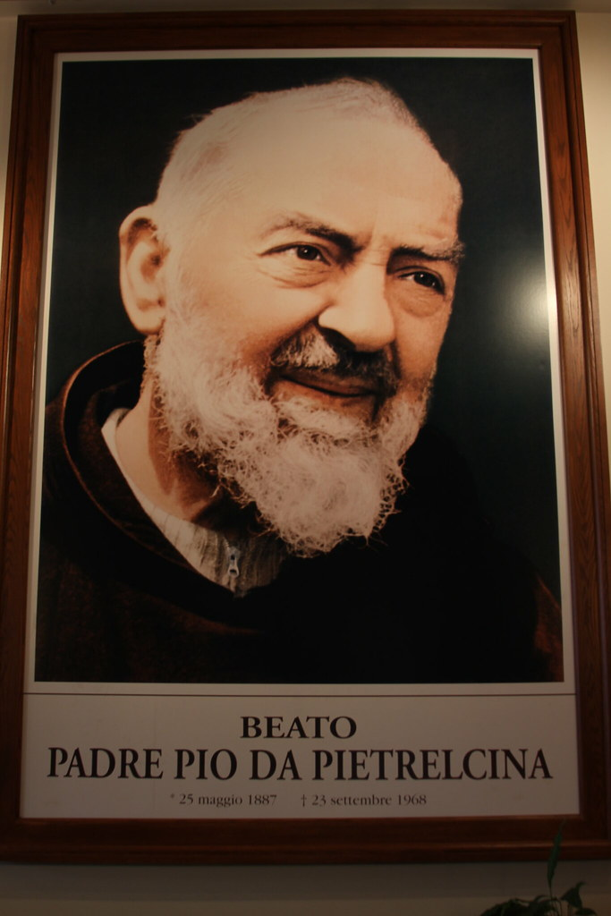 Blessed Padre Pio of Pietrelcina | Jim, the Photographer | Flickr