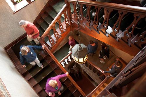 travel ny newyork castle stairs nikon thousandislands singer nikkor singercastle alexandriabay d90 nikond90 18105mmf3556gedafsvrdx