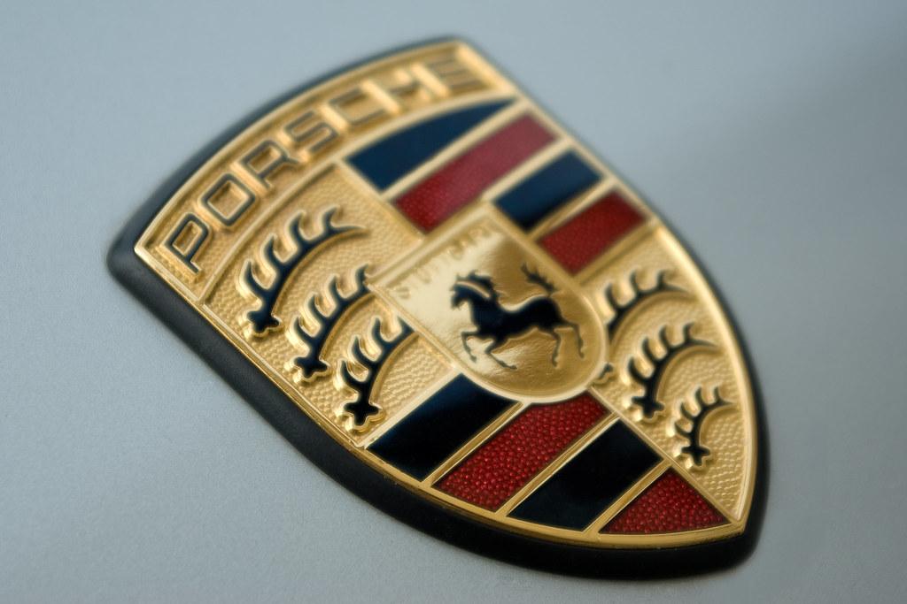 Porsche Logo Porsche 911 Logo Pim Flickr