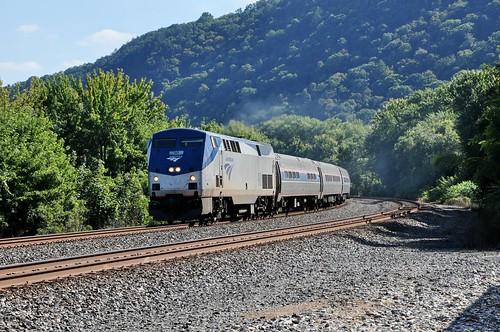 Amtrak # 90