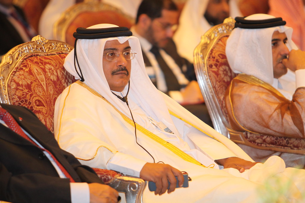 HE Mr. Masoud Mohamed Al-Ameri   Photo: Courtest of Adrian H…   Flickr