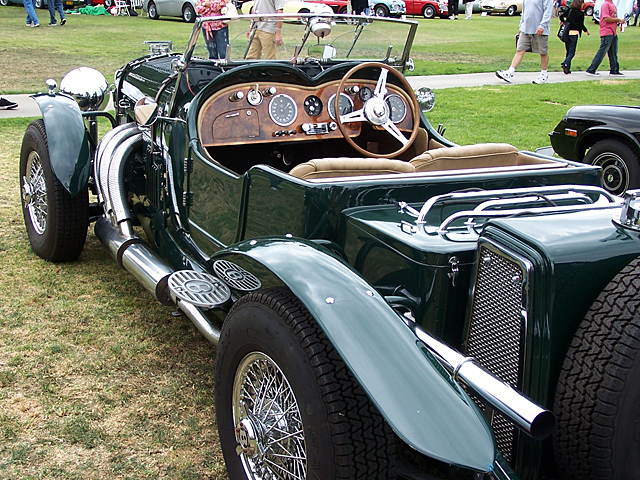 1933 Bentley Roadster