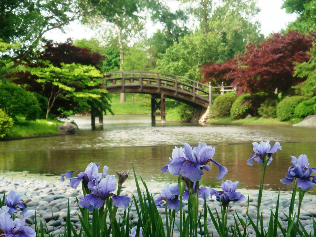 St Louis Botanical Garden Missouri I Wish You A Fabulous Flickr