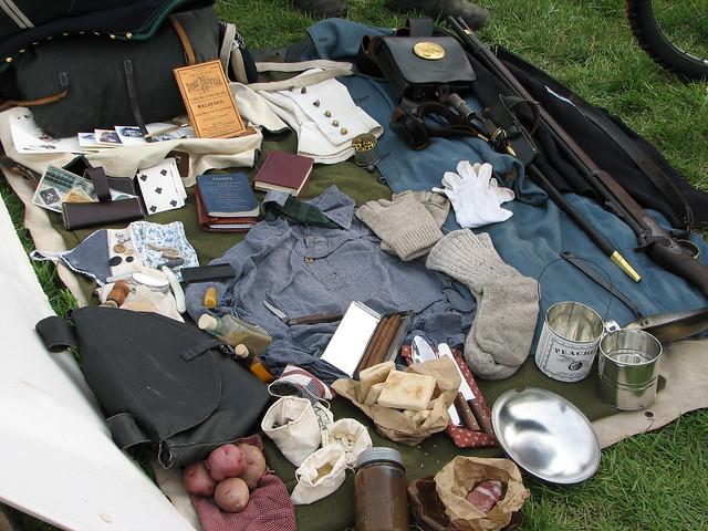 71st Pennsylvania Volunteer Infantry Regiment - 1st California