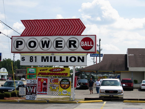 POWERBALL | by Ross Catrow