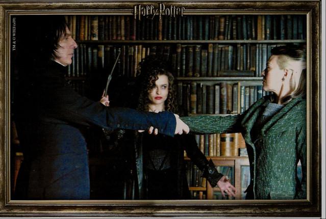 "Harry Potter & The Half-Blood Prince"" Film Postcard Colle… | Flickr"