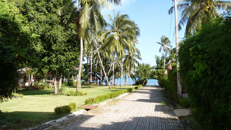 Koh Samui Banpor Beach コサムイ バンポービーチ0