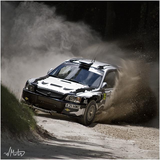 Hyundai Accent WRC EVO 3.5