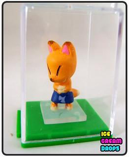 Animal Crossing 動物の森 Yujin Nintendo Figure Doll Toy Japane