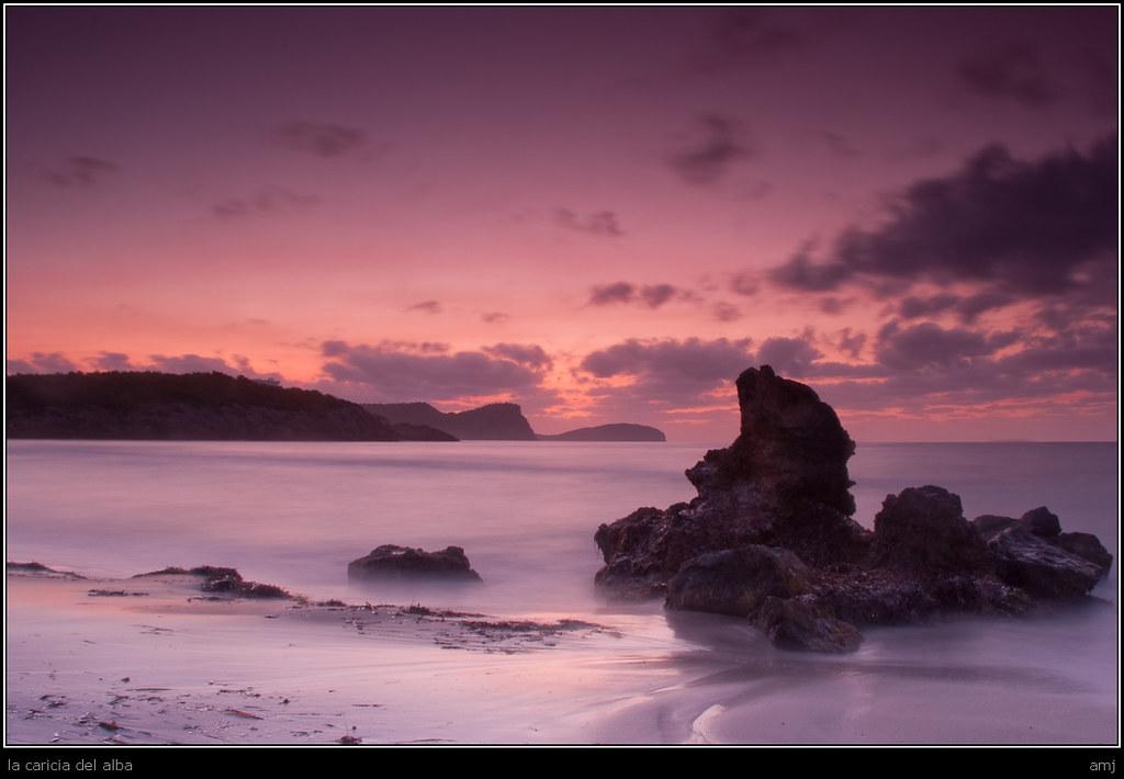 la caricia del alba by soybuscador