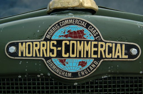 Morris-Commercial logo | by paratrooperbe