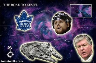 kessel-run | by Mike Boon