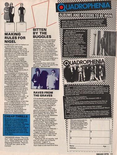 Smash Hits, October 4, 1979 - p.11 | by Brian.McCloskey
