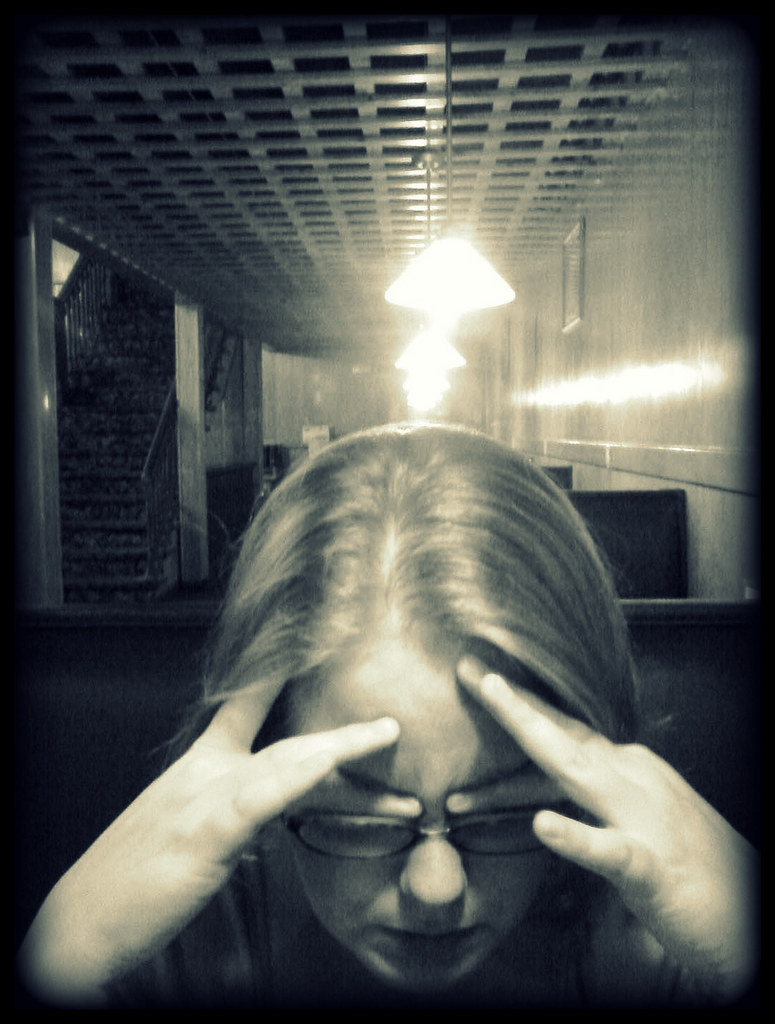31/365 - Stress.   October 11, 2009 OK, maybe I wasn't stres…   Flickr
