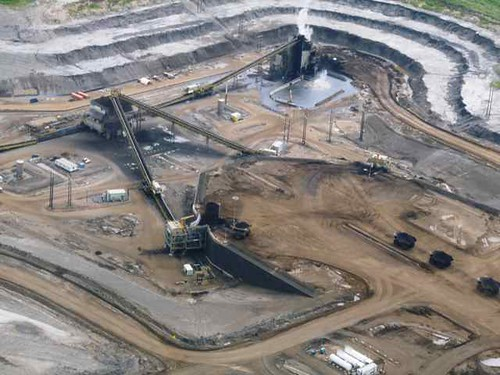 Tar sands developments in Alberta, Canada. | by The Co-operative campaigns