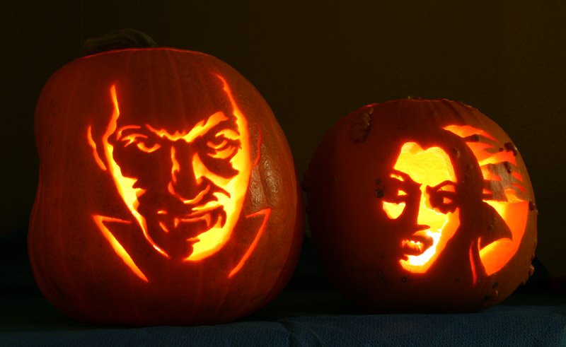 2009 Pumpkin Carving