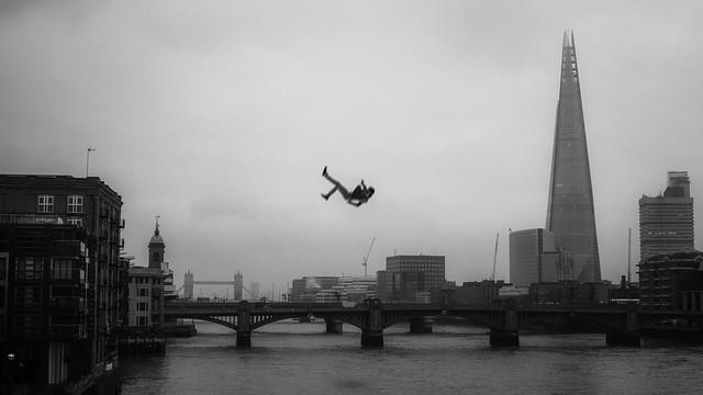 Falling 3/4