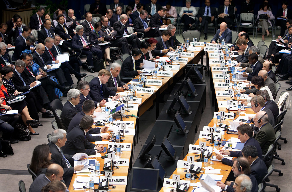 IMF Spring Meetings 2009 | Development Committee Chairman an