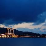 a blue evening....藍色黃昏.....