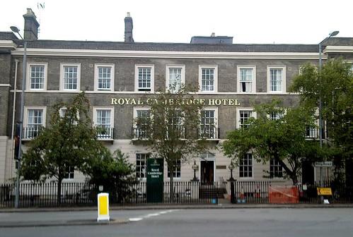 Royal Cambridge Hotel on Trumpington Street | by James Bowe