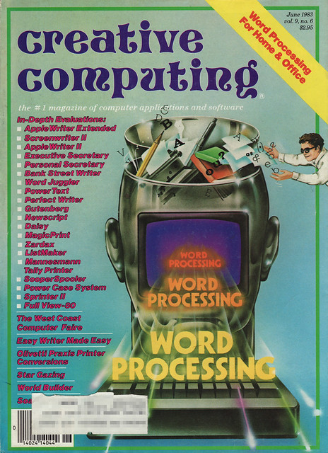 Creative Computing June 1983