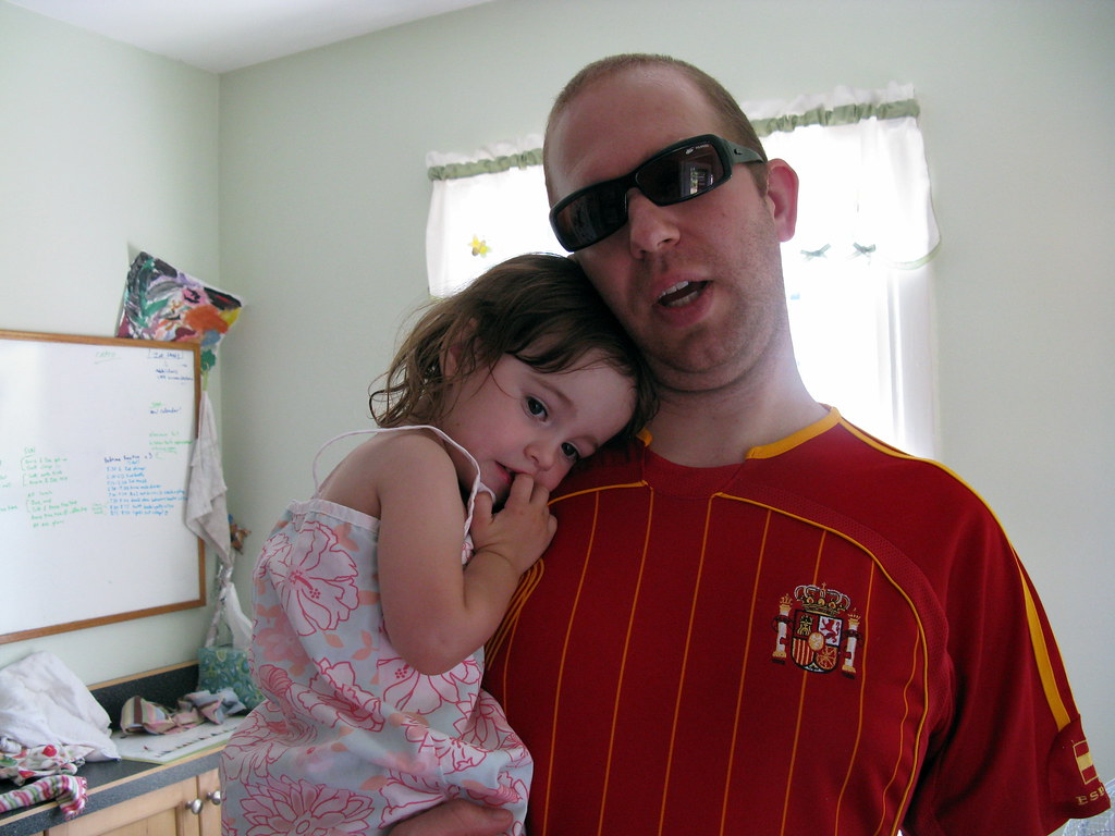 Zoe and Uncle Dee-Doo