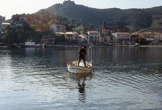 Morning, Collioure | by claydevoute