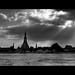Wat Arun - Temple of Dawn in bangkok, Thailand by Ken.Lam