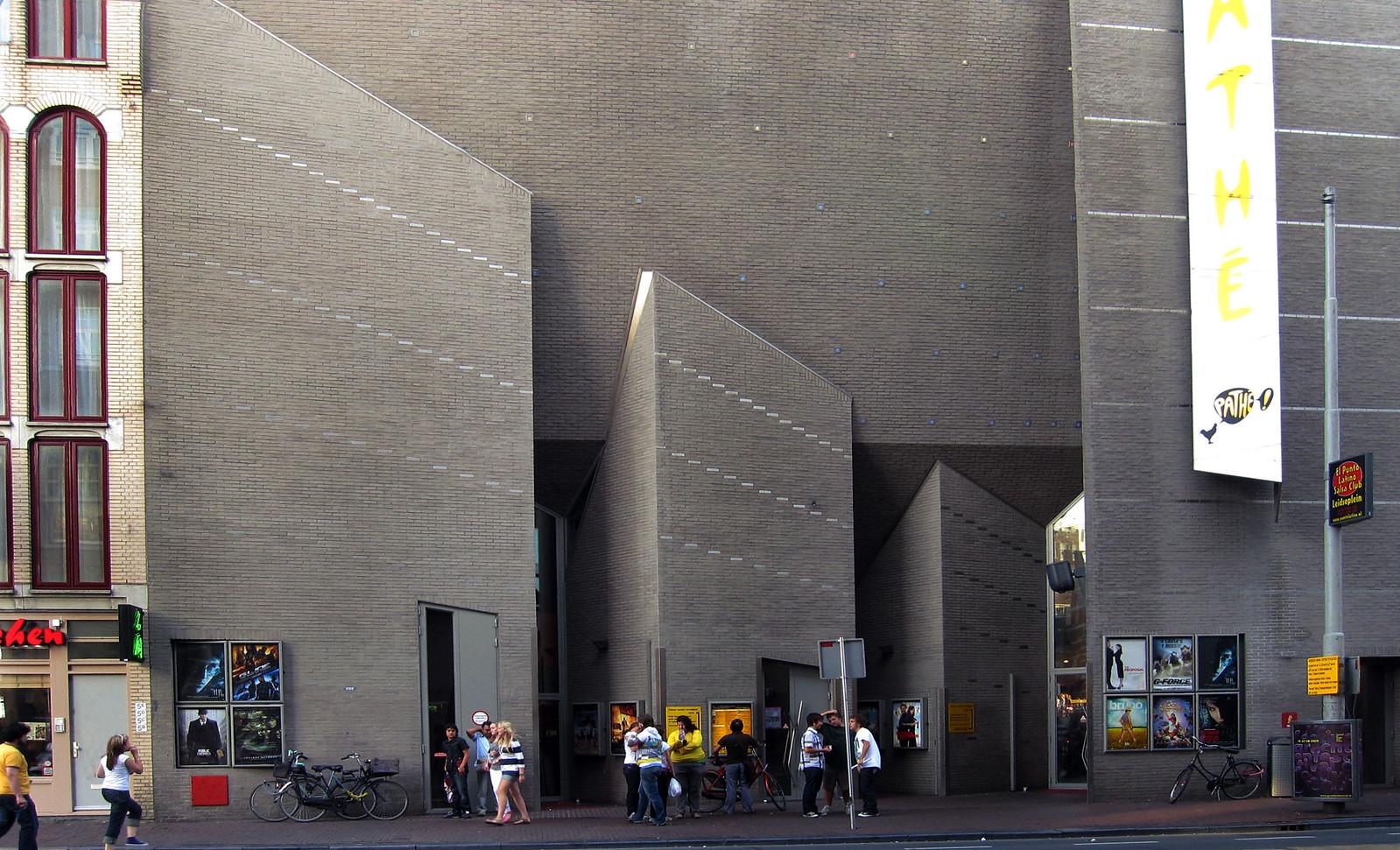 Amsterdam 355 Pathe