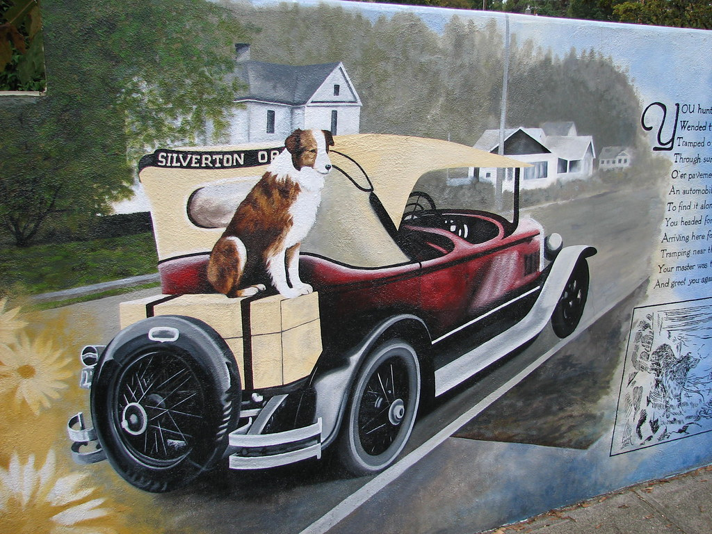 Bobbie the Wonder Dog, Silverton